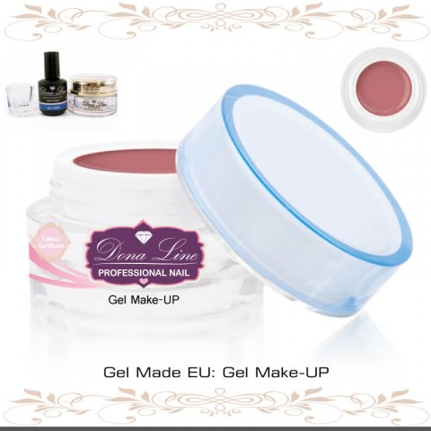 GEL SOAK OFF MAKE-UP