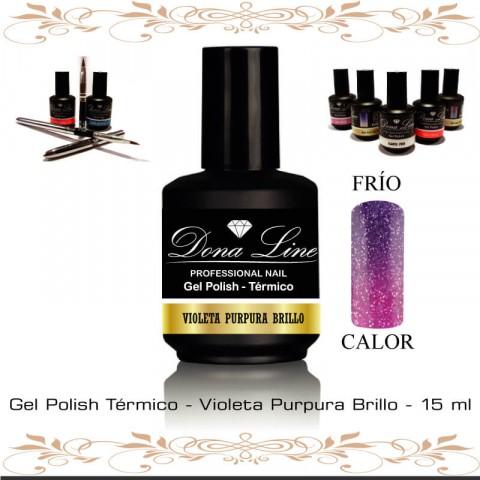 Esmalte Semi Termico - Violeta Purpura Brillo