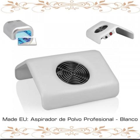 Aspirador de Polvo Profesional - Blanco
