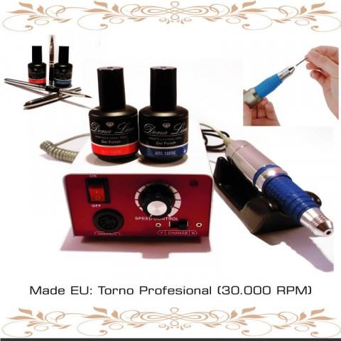 Torno Profesional Manicura/Pedicura (30.000 RPM)