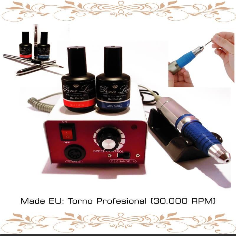 Torno Profesional Manicura/Pedicura (30.000 RPM) TENERIFE