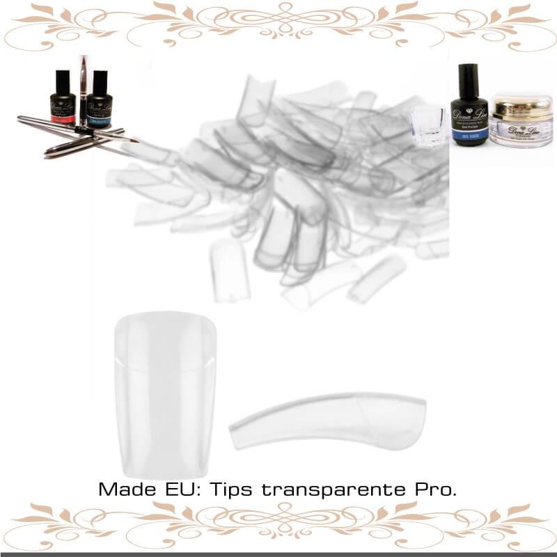 Tips Transparentes DonaLine Tenerife