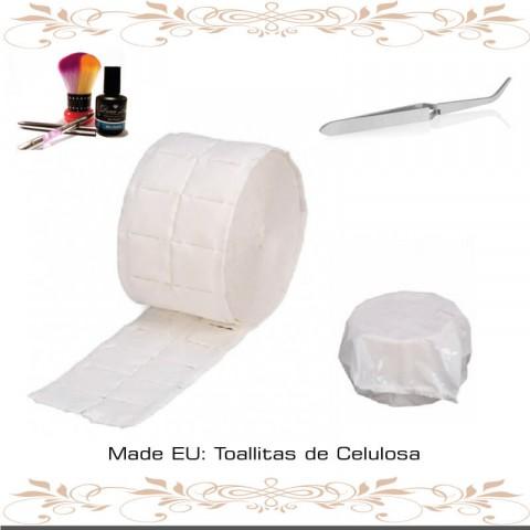 Toallitas de Celulosa 500 Und.