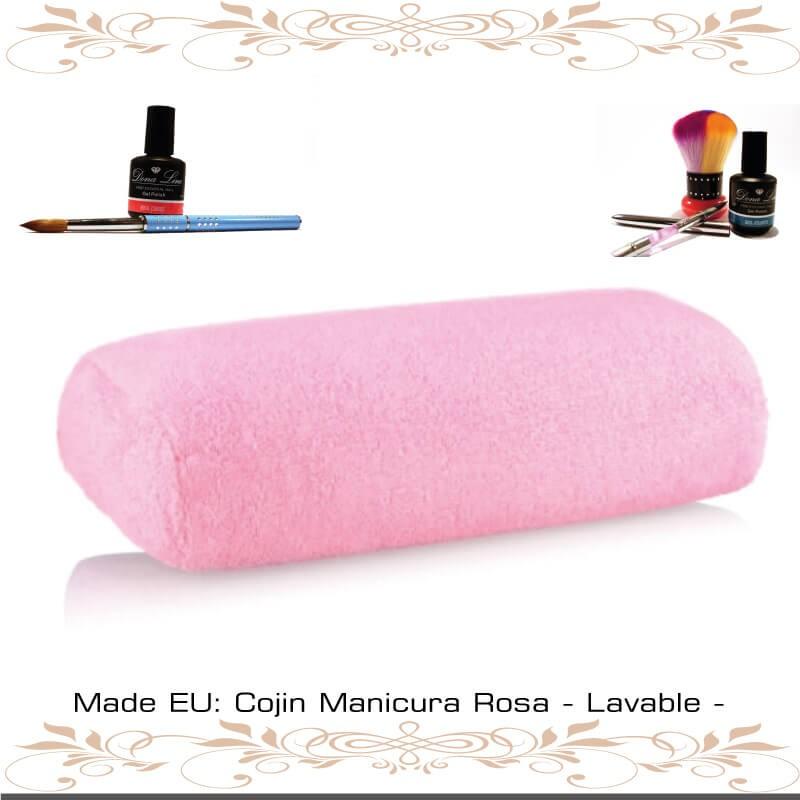 Cojin Manicura Rosa - Lavable - TENERIFE