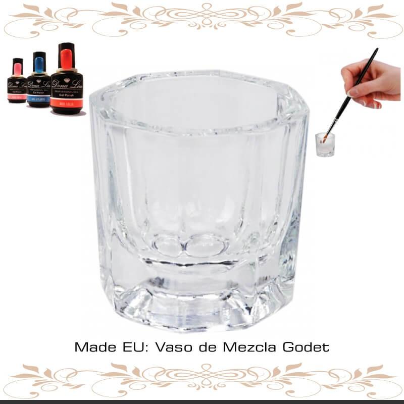 Vaso de Mezcla Tenerfe Godet Nail DonaLine