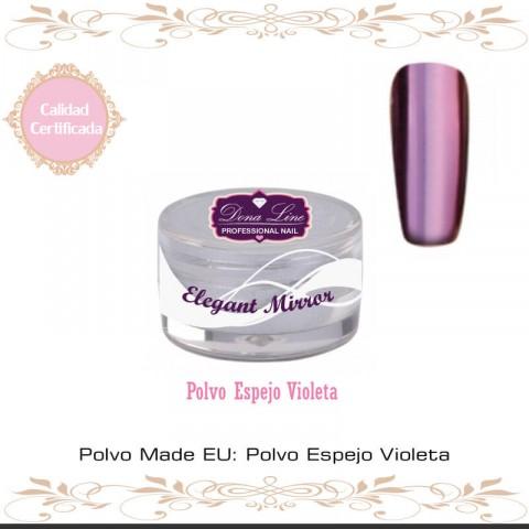 Polvo Espejo Violeta