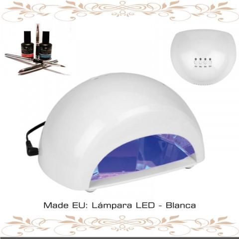 Lampara LED Uñas - BLANCA