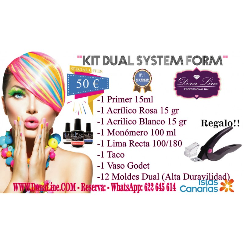 KIT Dual System Forms TENERIFE