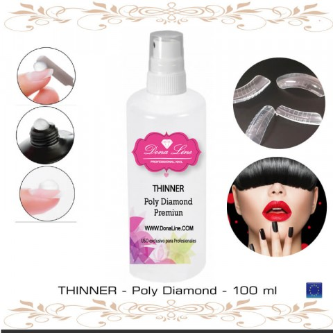 THINNER - Poly Diamond -TENERIFE - 100 ml