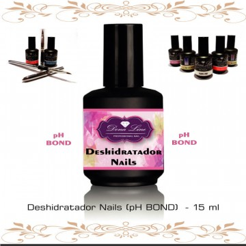 Deshidratador Nails (pH BOND) 15 ml