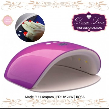 LAMPARA LED UV 24W