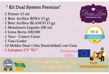 Kit Dual System Forms Premiun
